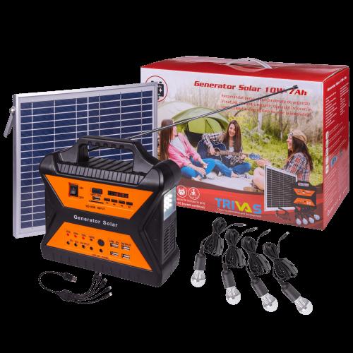 generator solar fotovoltaic