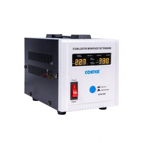 Stabilizator monofazic de tensiune SVR 500 CONTER AVR