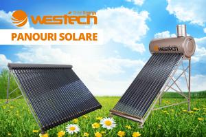 Panouri solare gratis prin programul Casa Verde