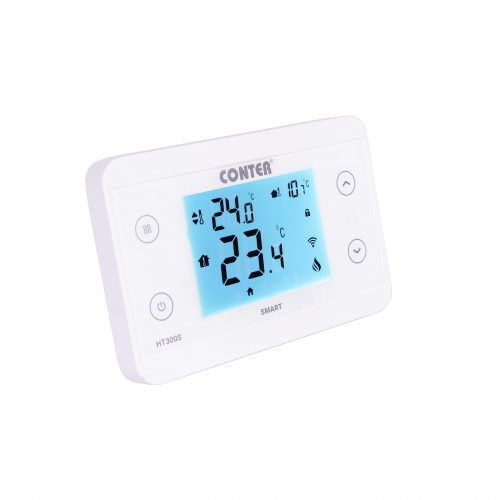 termostat controlabil prin internet